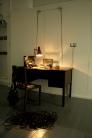 COME HOME (exhibition detail), Installation, Degree Show, Aberystwyth School of Art, Aberystwyth, 2011