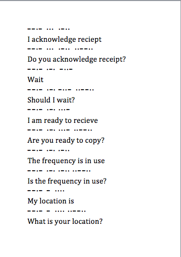 What Is Your Location, A4, Text-based Intervention, New York, 2013